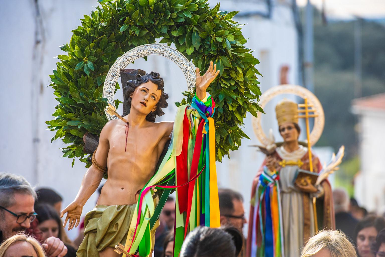 Santos Mártires Portezuelo