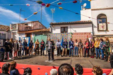 Alcalde de Portezuelo en el día de la mujer