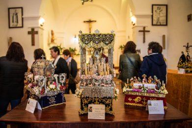 Exposición día de la mujer en Portezuelo